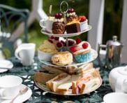 Orestone Manor afternoon tea