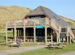 beach cream tea hut cornwall