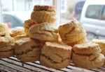 Cornish scones