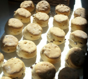 Devon scone recipe
