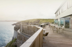 sea view cream tea newquay