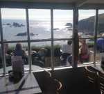 sea view cream tea tearoom