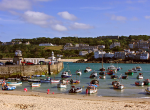 st ives cream tea cafe